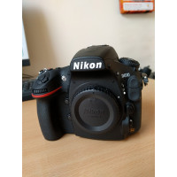 Nikon D810 fx-format Digital SLR Camera Body, [UK Import]-22